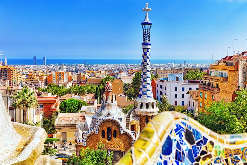 Barcelona ist die Hauptstadt von Katalonien