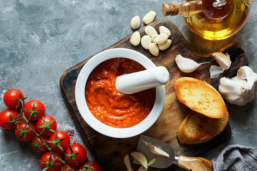 Tomaten aus Katalonien