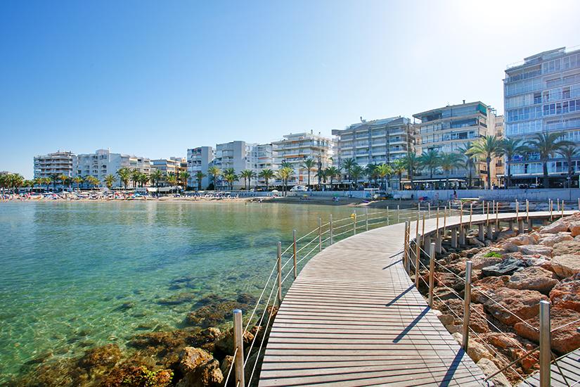 Strandhotels an der Costa Daurada