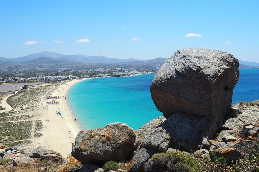 Insel Naxos in Griechenland