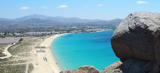 Naxos: Insel-Tipp in Griechenland