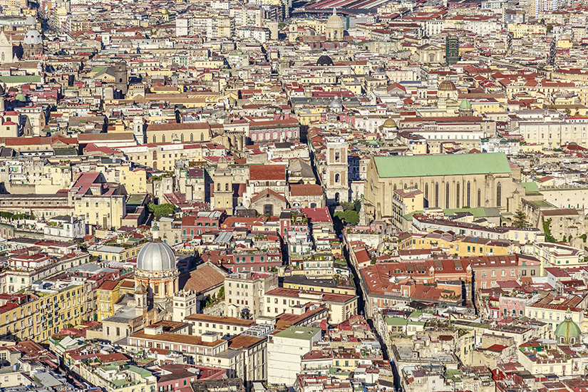 Spaccanapoli, Altstadt von Neapel