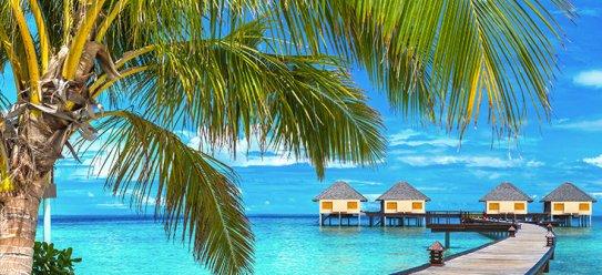Malediven – Atolle im Indischen Ozean