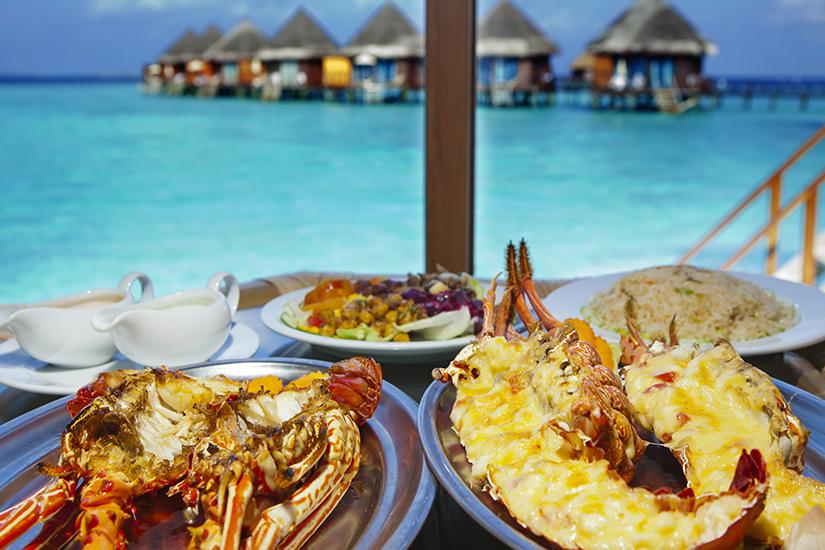 Seafood Malediven