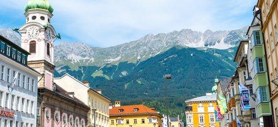 Innsbruck: Sehenswürdigkeiten in Tirol