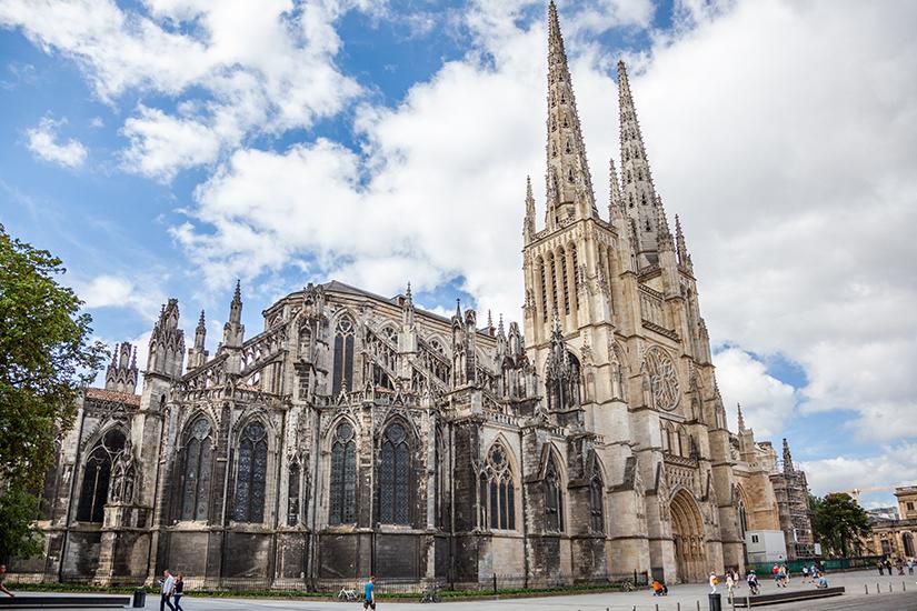 Cathedrale Saint-Andre, Bordeaux