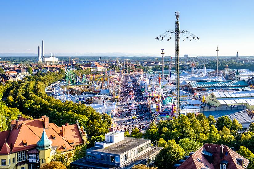 Oktoberfest auf der Theresienwiese