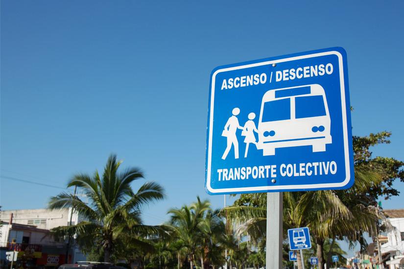Unterwegs in Playa del Carmen
