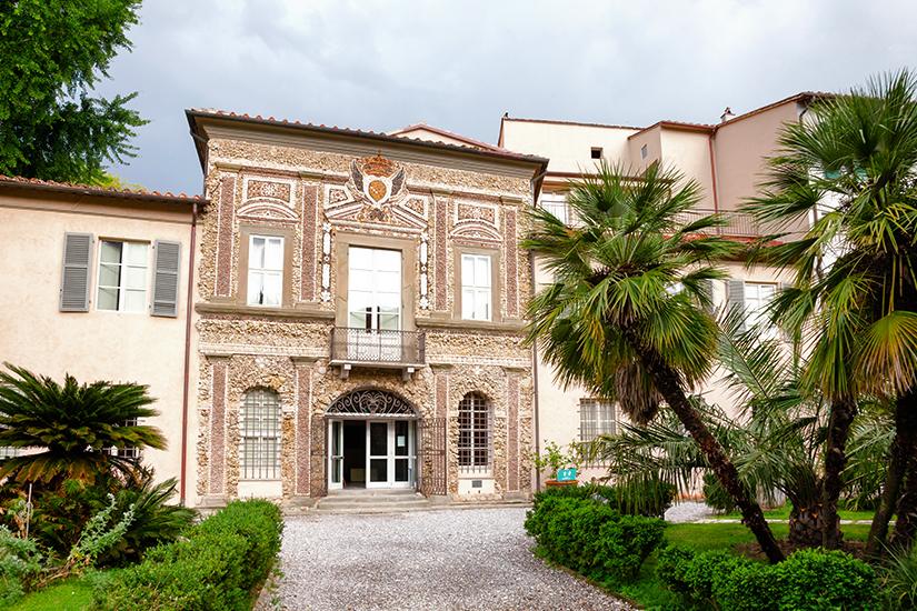 Museum im Botanischen Garten von Pisa