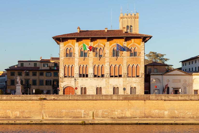Nationalmuseum in Pisa