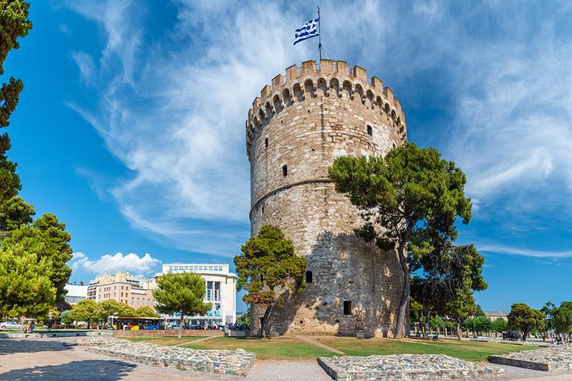 Weisser Turm Thessaloniki