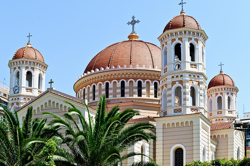 St. Paul Kathedrale in Thessaloniki
