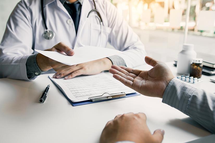 Arztbehandlung im Ausland