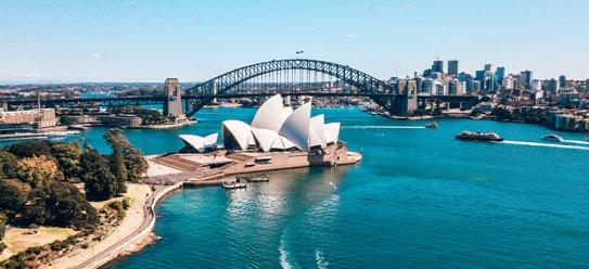 Sydney – Metropole mit Strand
