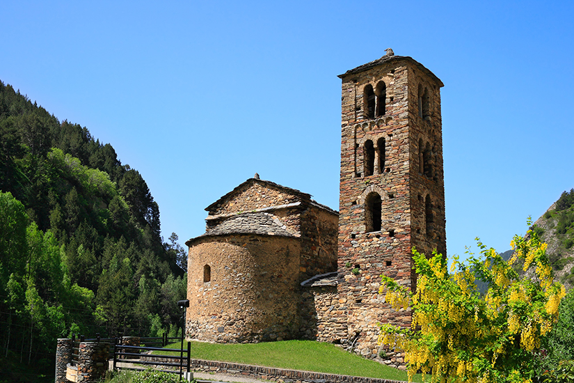 Sant Joan de Caselles aus dem 11. Jahrhundert