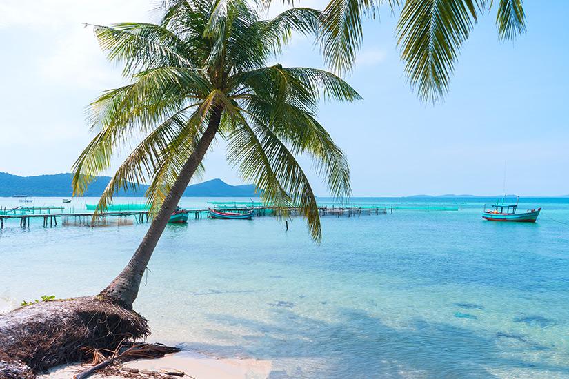 Traumhafter Starfish Beach auf Phu Quoc