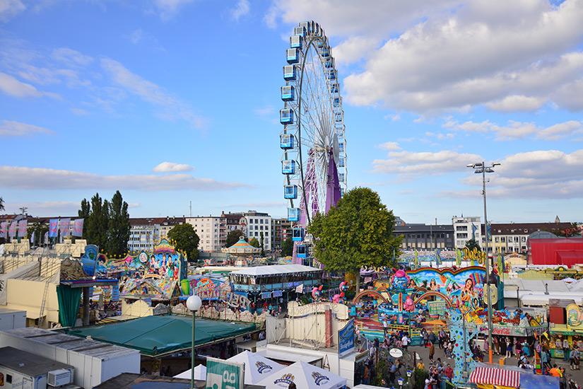 Volksfest Cannstatter Wasen