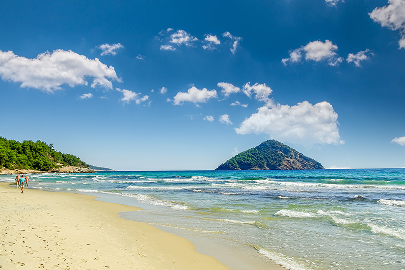 Familienstrand Paradise Beach