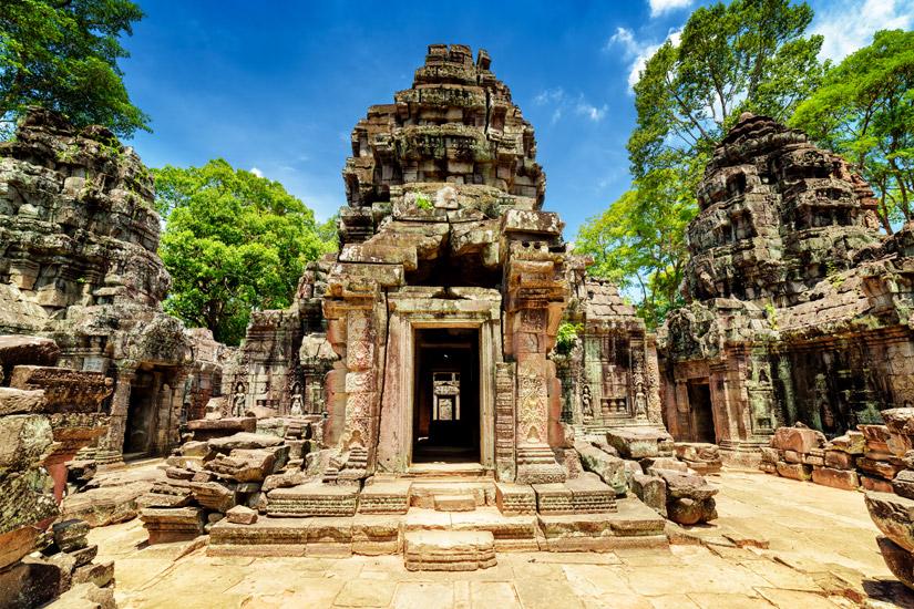 Ta-Som-Tempel-Angkor