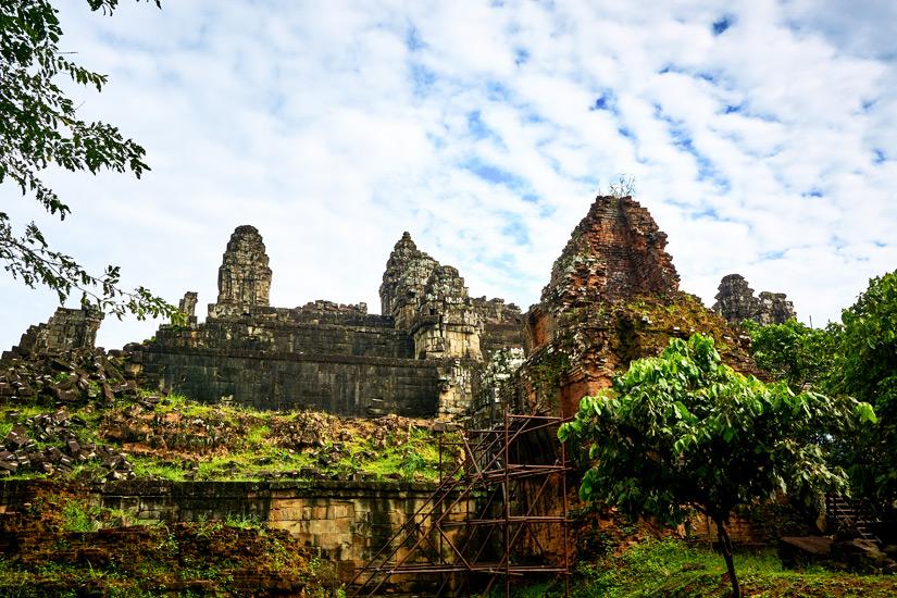 Phnom-Bakheng Angkor
