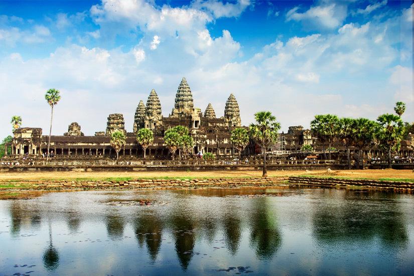 Tempel-Angkor-Wat-Kambodscha