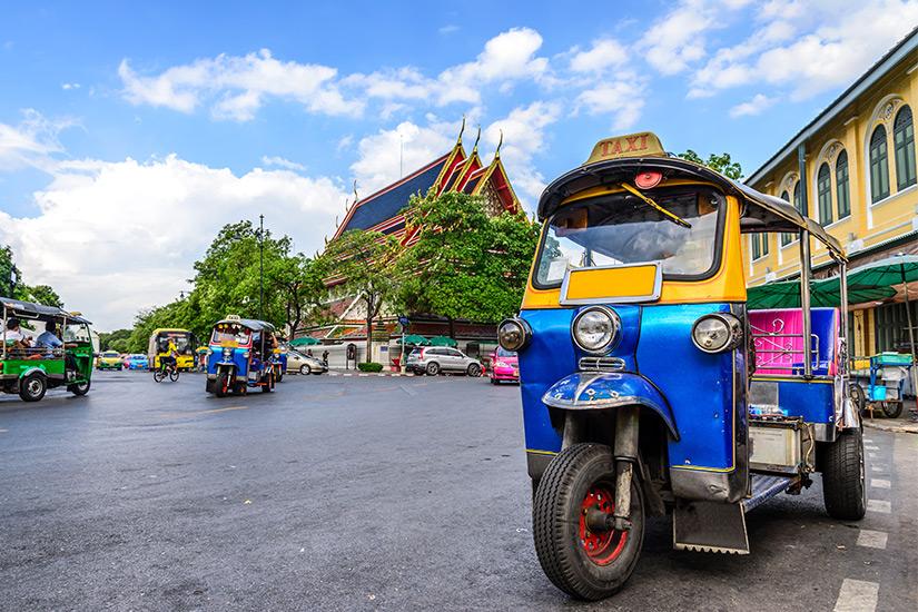 Anreise auf Koh Phangan