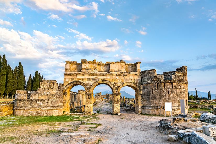 Eingangstor von Hierapolis
