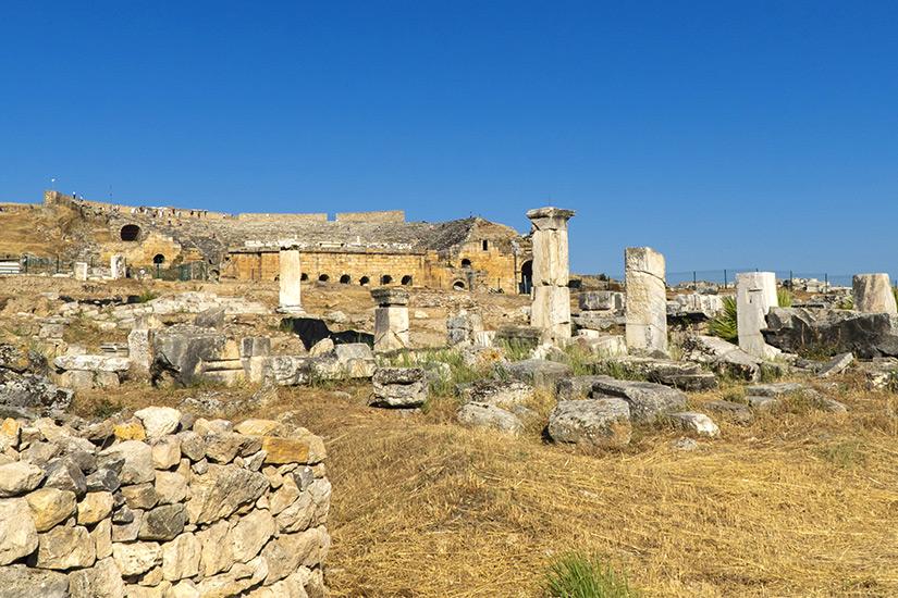Apollo Tempel in Hierapolis