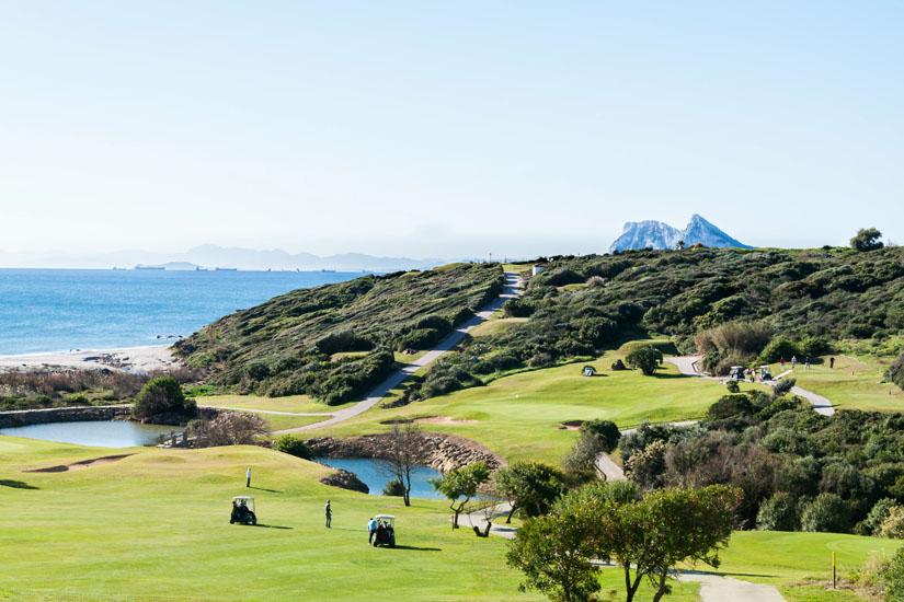 Golfplatz in La Alcaidesa