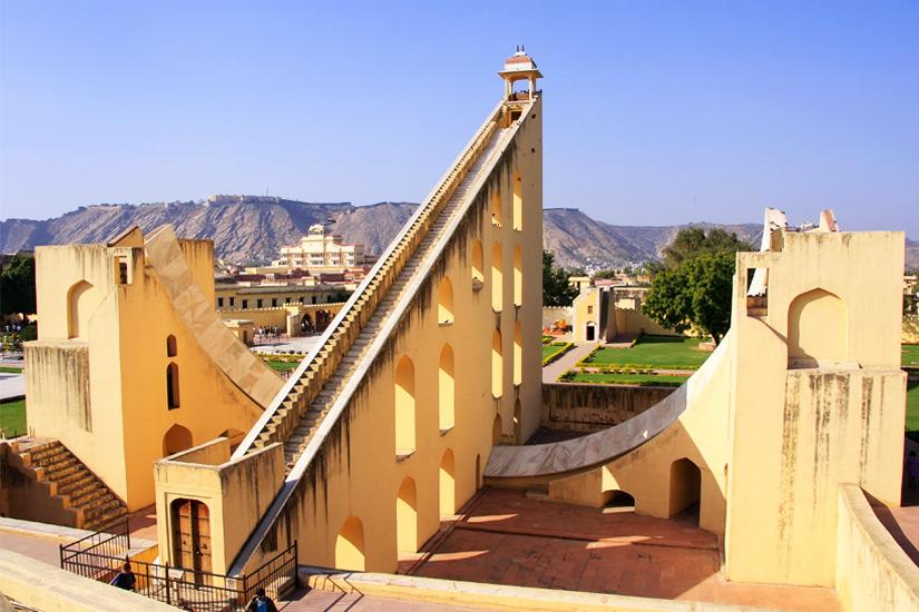 Jantar Mantar ist UNESCO-Weltkulturerbe