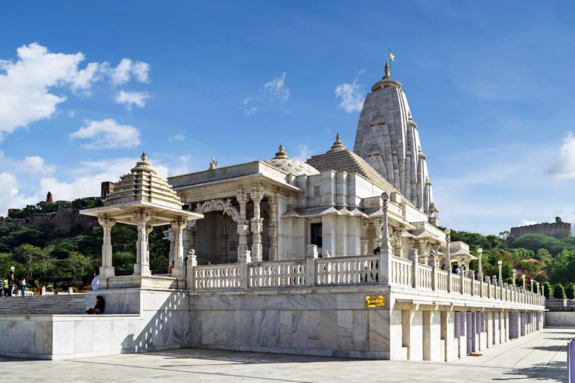 Hinduistischer Birla Mandir Tempel