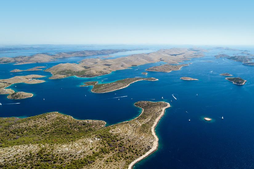 Kornati-Inseln Nationalpark