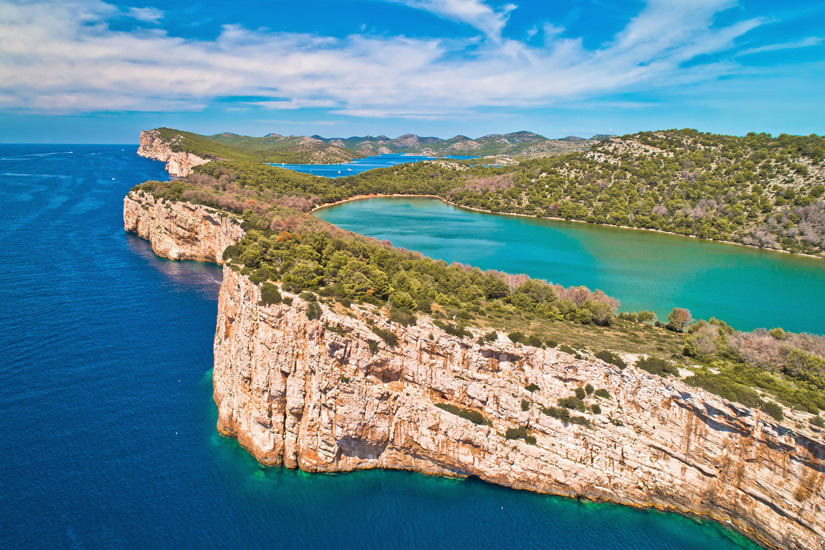 Dugi Otok vor Zadar