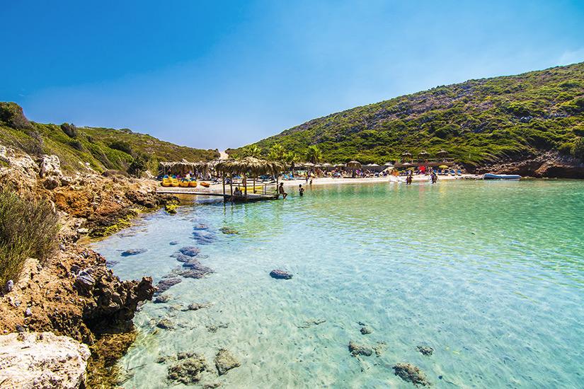 Livadaki Beach Samos