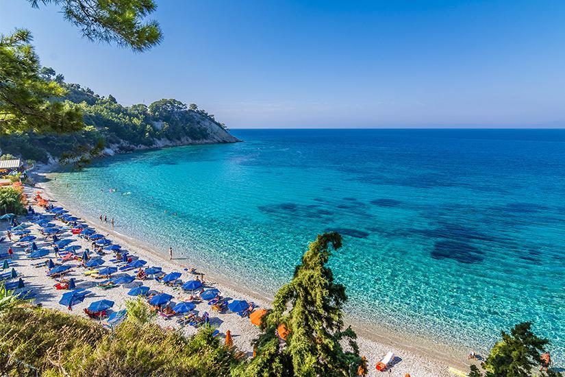 Lemonakia Beach auf Samos