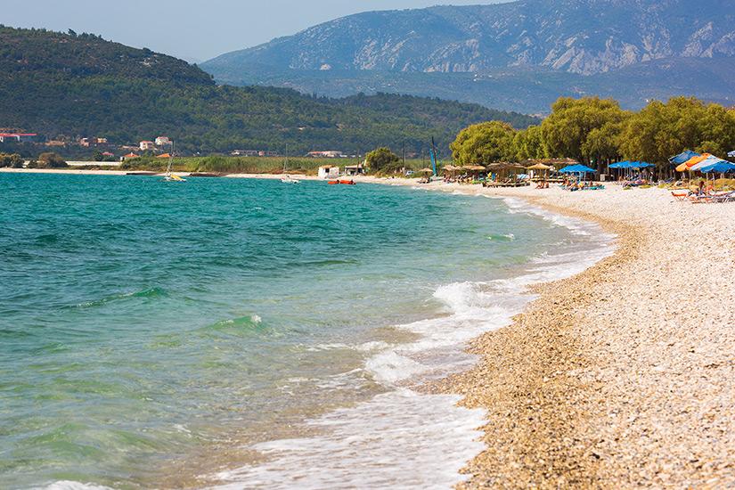 Mykali Beach Samos