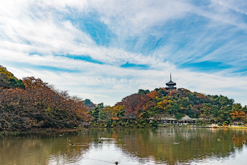 Park Sankei-en Yokohama