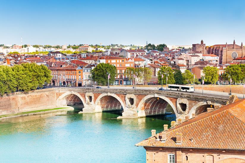 Toulouse und die Pont Neuf