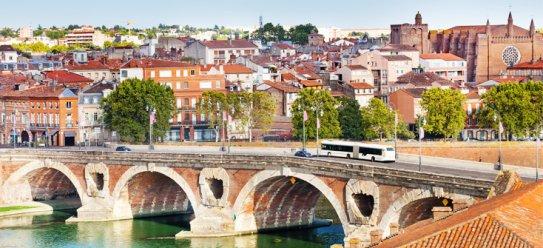 Toulouse: Sehenswürdigkeiten & Orte