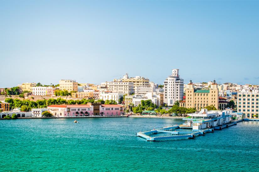 San Juan, Hauptstadt von Puerto Rico