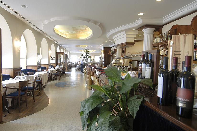 ypisches Kaffeehaus in Triest