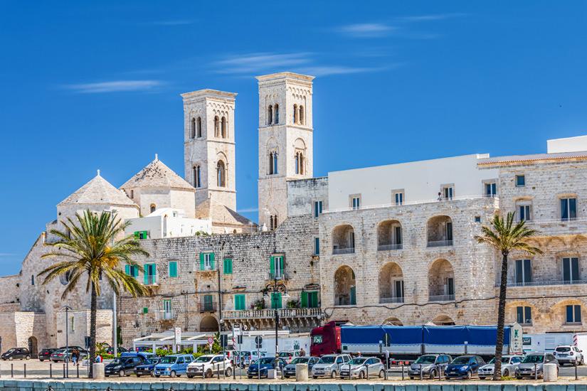 Unterwegs-Bari-Apulien