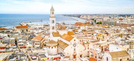 Bari: Hauptstadt Apuliens erleben