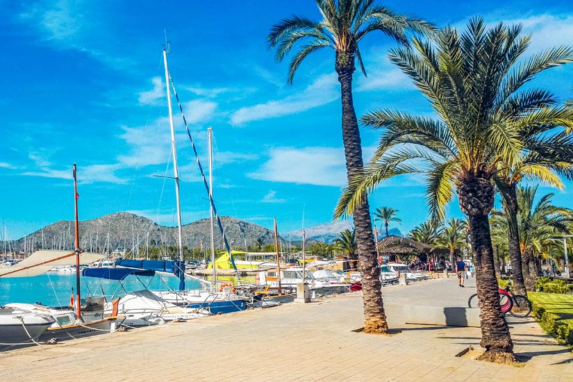 Hafen-Alcudia
