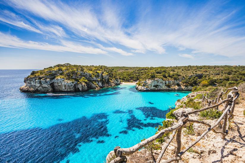 Kuestenweg-Menorca
