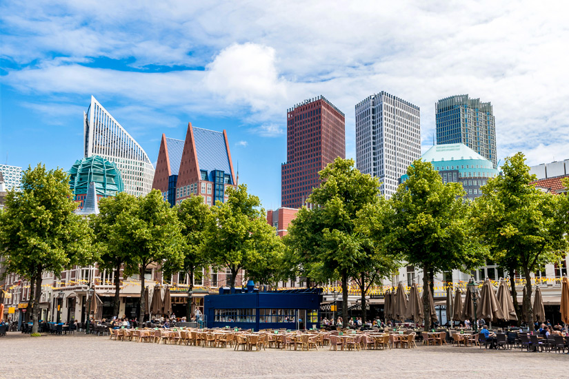Het-Plein-Skyline-Den-Haag