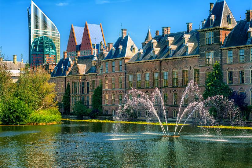 Binnenhof-Den-Haag