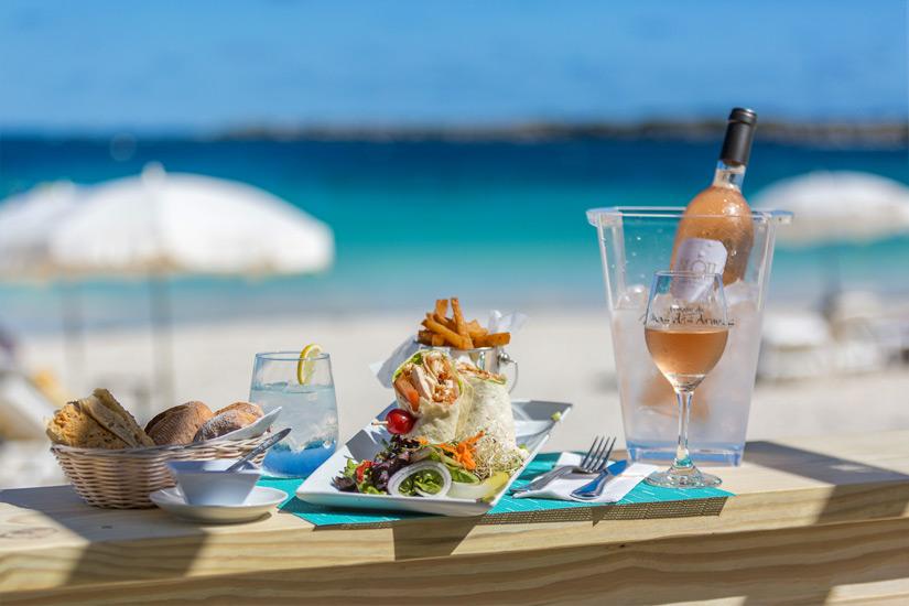 Lunch-St-Martin