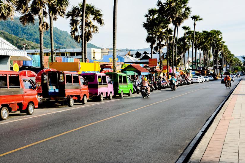 Tuk Tuk Phuket