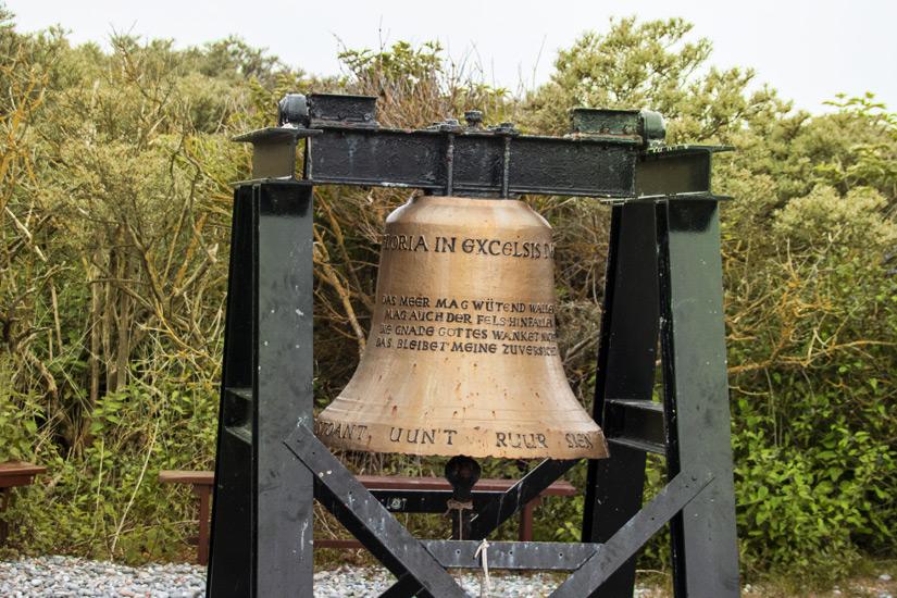 Friedhof der Namenlosen auf Helgoland